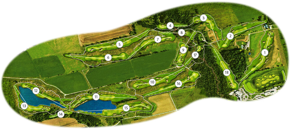 NorthCourse_HoleOverview North Course